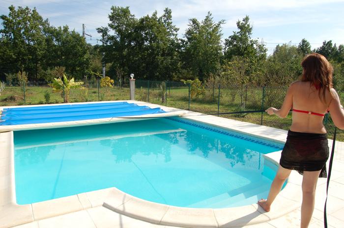 B che csp1350 rectangulaire pour piscine rectangulaire enterr e 12 x 5 m - Bache pour piscine rectangulaire ...