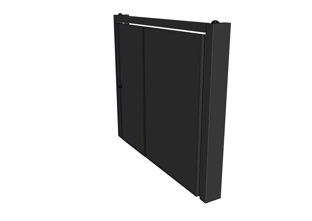 portes de garage basculantes tous les produits pr s de. Black Bedroom Furniture Sets. Home Design Ideas