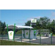 Stations de lavage silver - oki - 2 à 3 pistes