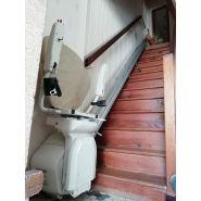 Fauteuil monte escalier droit horizon (intérieur ou extérieur)