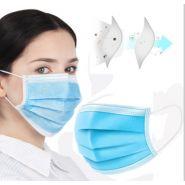 Ligne de fabrication masques chirurgicaux