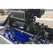 Alpha z3 fluid pompe à chape - bms worker - débit > 20 m3/h