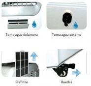 M confort eolus 70 pro - refroidisseur d'évaporation