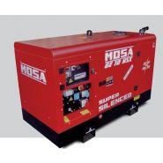 Ge 10 ysx groupe électrogène - mosa - fréquence: 50 hz