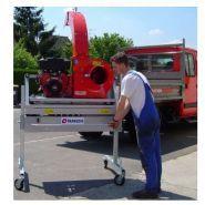 Tnk 08 - aspirateur de voirie - françois père et fils - turbine diam. 400 mm