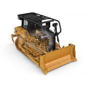 D6 - tracteurs - caterpillar finance france - poids en ordre de marche : 22975 kg