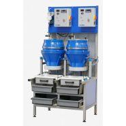 Te 18 n - tribofinition - avatec - machine de finition à force centrifuge