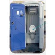 Toilette mobile chimique pour chantier, pour évenementiel