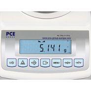 Pce-bt 2000 - balance analytique - pce instruments - cap. lecture 0,01 [g]