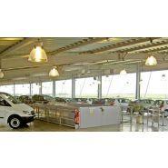 Tmv / tmv 2x - monte voiture - aci elevation - charge maximum de 2500 à 3000 kg