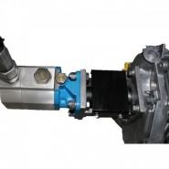 Fendeuse tractable 40t thermique 530mm horizontale et verticale - chs40285