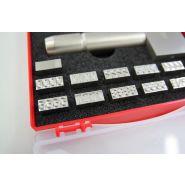 Kit de marquage de numéros en acier