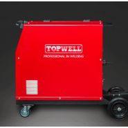 Mig-250i - poste à souder à l'arc - topwell - puissance nominale250a/26.5v