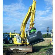 Roto-one pour pelle de 2 - 55 tonnes