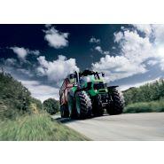 Série 9 tracteur agricole - deutz fahr - 295 à 336 ch