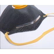 6271 - masque actif de visage ffp1 - suzhou sanical protection product manufacturing co. ltd - avec la valve