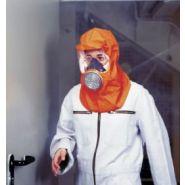 Smoke hood - masque d'évacuation - msa france - harnais auto-réglable