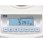 Pce-bt 200 - balance analytique - pce instruments - poids  1,3 kg
