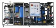 Station de traitement de l'eau automatique avec réservoir - oz water