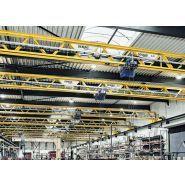 Ekke pont roulant universel - demag - posé monopoutre de 16 t maxi