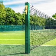 Vermont poteaux et filet de tennis