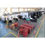 Bl2000dk - machines pour injection plastique - bole - moulées par injection plastique