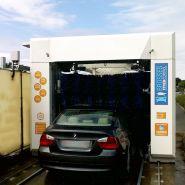 Portique de lavage m22 restyle - lavance commerciale - hauteur de lavage 2.30 à 2.90 m - largeur de lavage 2.50 et 2.70 m