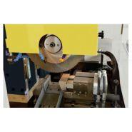 E-kks 350 v - tronçonneuse acier à fraise scie semi-automatique - epple maschinen - diamètre de la lame 260 à 350 mm