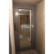 Ascenseur de maison domuslift s - still9 - course d'élévation 12 m