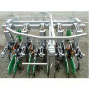 Bineuse agricole mécanique - erme (masso) - inter rang par inter rang