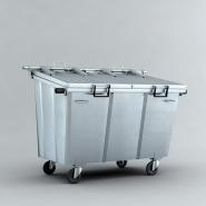 Eurotainer - stockage volumineux et acier indestructible - bammens