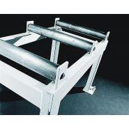 Hbs 2 - scie industrielle - kasto - deux vitesses de coupe