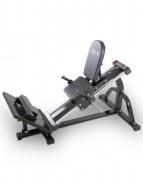 Presse à cuisses et mollets atx compacte capacité 350 kg siège réglable