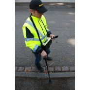 Détecteur laser de fuites méthane : inspectra laser portable
