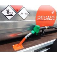 Remorque carburant grv fill'n ride - 320 litres