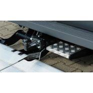 X1a 600f - hayon élévateur - sörensen - pliable optimisé en charge utile