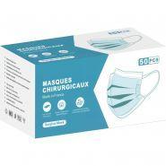 P9204 - masque chirurgical - drivecase - composition : 3 couches non-tissées