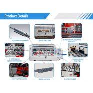 Qmb616f - raboteuses industrielles - focus technology co., ltd. - standard : 3720*1600*1700mm