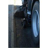 Asvac - balayeuse aspiratrice de voirie châssis porteurs - semat - 5 m3