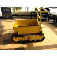 Track-o twin-track 47 - chariot électrique - movex - monte escalier, capacité de charge 272 kg