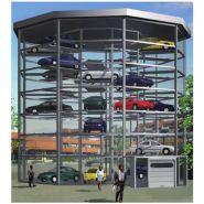 Parksafe 585 Parking automatique - Woehr - 8, 10 ou 12 véhicules