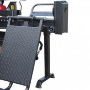 Fendeuse tractable 30t thermique 600mm horizontale avec leve bille - chs30290