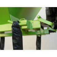 Tb-l - trémie de remplissage et levage big-bag - goubard sarl - capacité : de 830 à 1460 l