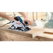 Gks 165 - scies circulaires - robert bosch power tools gmbh - poids 3,6 kg