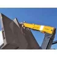 Telescopic t07s - bras hydraulique pour camion - palfinger - 7 à 17 t