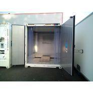Conteneur frigorifique de la gamme polar store