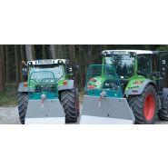 S150 - treuil forestier - pfanzelt maschinenbau - force de traction de 5,0 t