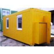 Bungalow de chantier / modulaire / base vie / isolé