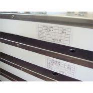 Hw 4 t - séchoirs à pâtes professionnels - storci spa - capacité nids 300kg