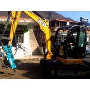 Marteau brise roche 220kg msb saga 40 (pelle 3-5 tonnes)